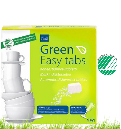 Easy Green Tabs-GreenTouch SIA