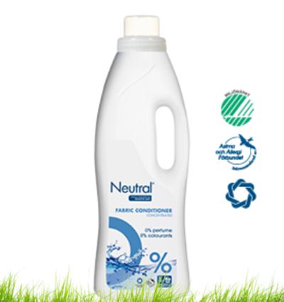 Neutral veļas mīkstinātājs- GreenTouch SIA