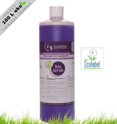 Nu-BioScrub-1L-GreenTouch SIA
