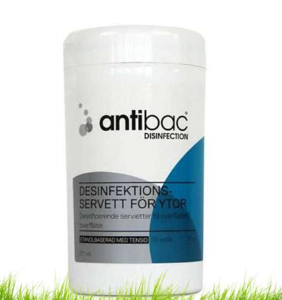 Dezinfekcijas salvetes-70 gab