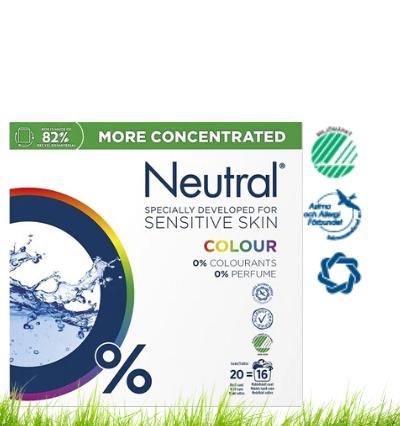 Neutral veļai color-GreenTouch SIA